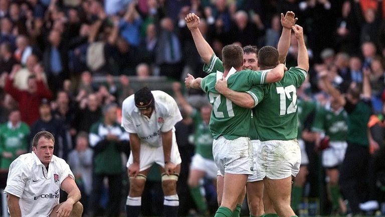 Three of Ireland's 2001 Six Nations games were postponed due the foot and mouth epidemic which culled six million livestock in Britain