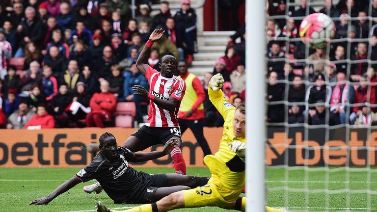 Saido Mane scored a double in Southampton win