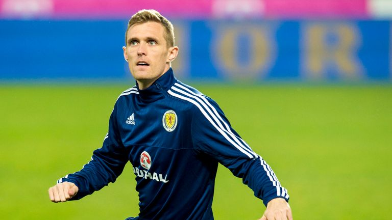 Darren Fletcher hopes a more settled future can help Scotland to the World Cup finals