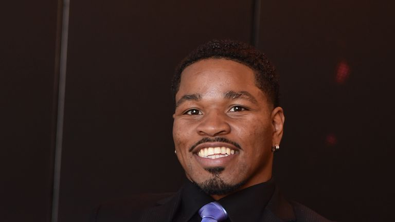 Shawn Porter will box an exhibition bout at his own gym