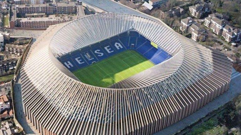 New Stamford Bridge proposal
