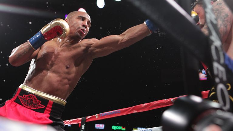 Andre Ward steps up to light-heavyweight for the first time
