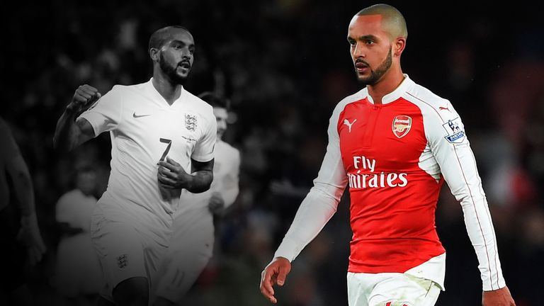 Theo Walcott misses out on another tournament with England