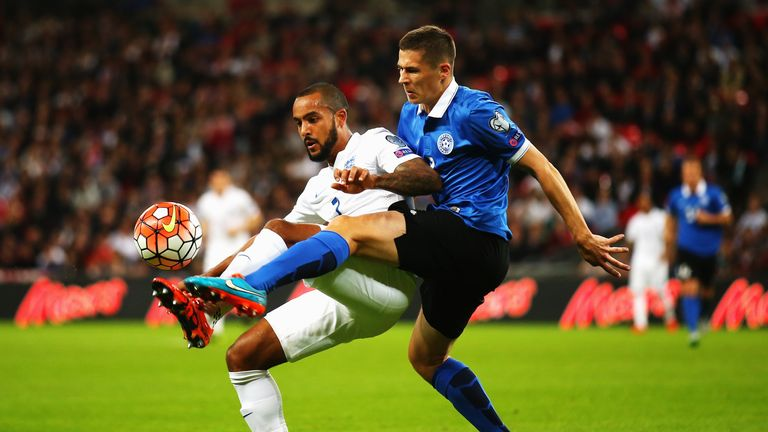 Theo Walcott has returned to the England squad