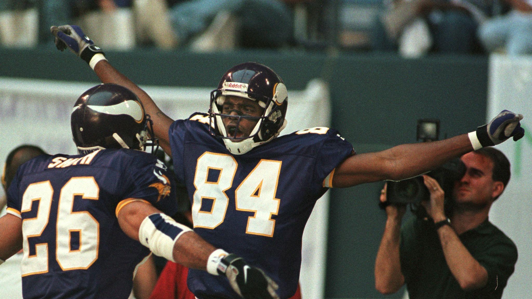 Justin Jefferson hitting Randy Moss levels for Minnesota Vikings, says Kay  Adams   NFL News   Sky Sports