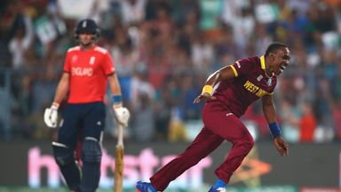 Dwayne Bravo was unhappy with the kit provided for the West Indies players at the World T20