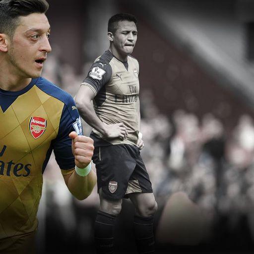 Arsenal in a nutshell