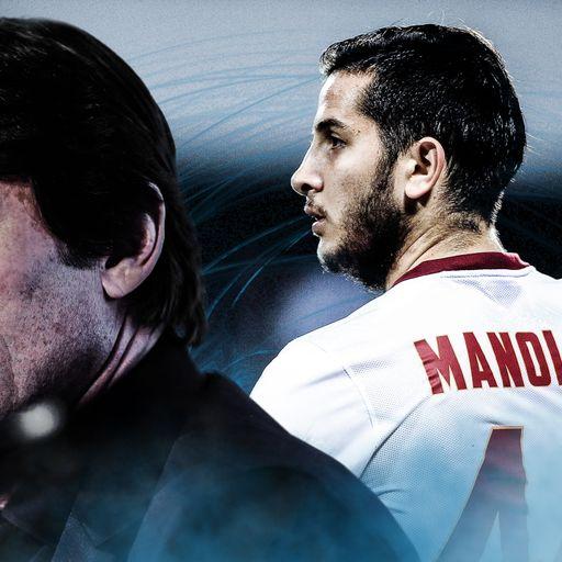 Who is Manolas?