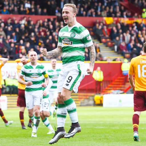 Griffiths at the double