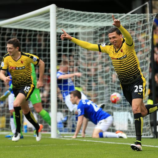 Honours even at Vicarage Road
