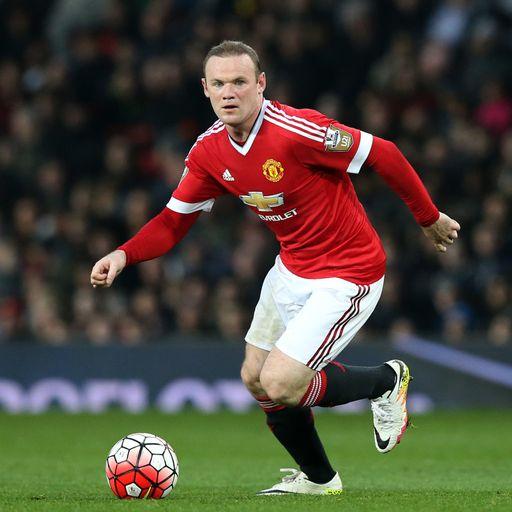 Jose: Rooney England's best