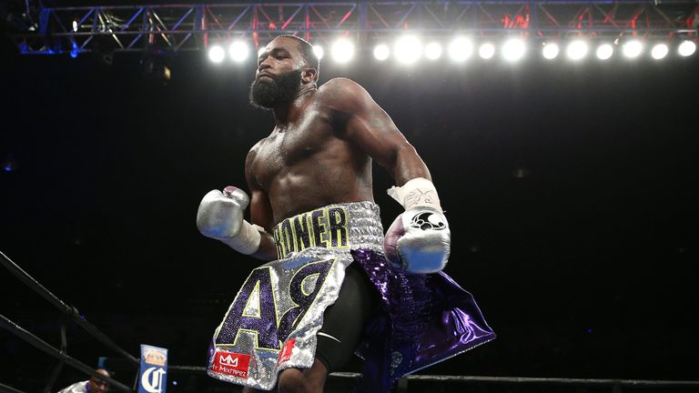 Adrien Broner could challenger Ricky Burns late this year