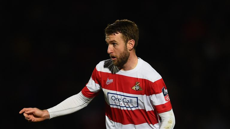 Doncaster Rovers will be looking for an instant return to League One