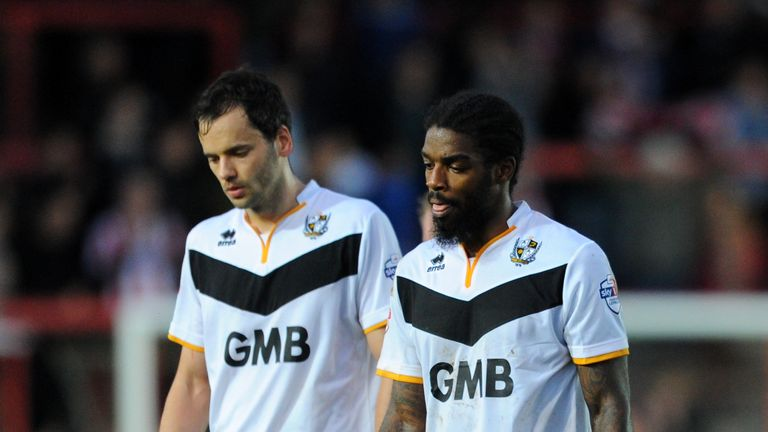 Port Vale are among the favourites to be relegated from League One this term