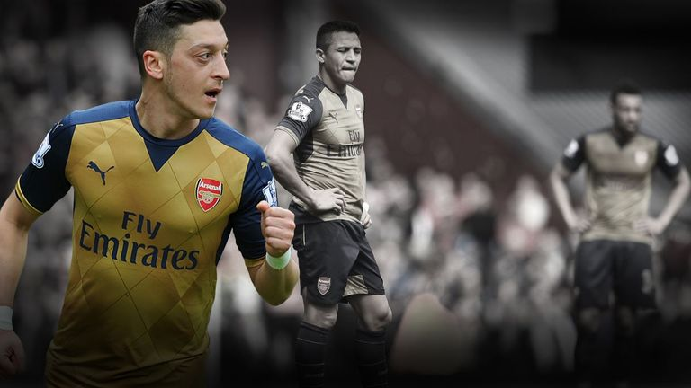 Arsenal highs and lows