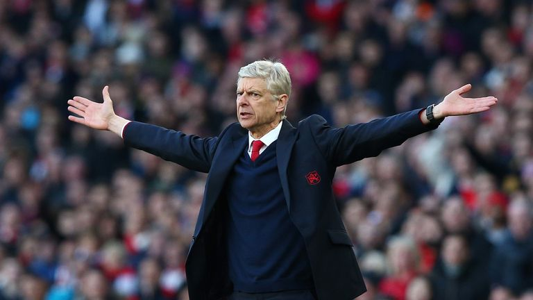 Arsene Wenger insists he remains committed to Arsenal