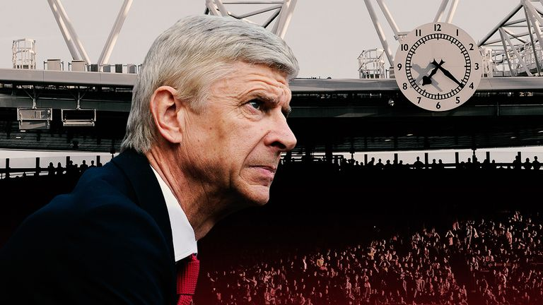 Arsene Wenger: Is the clock ticking on his reign as Arsenal manager?