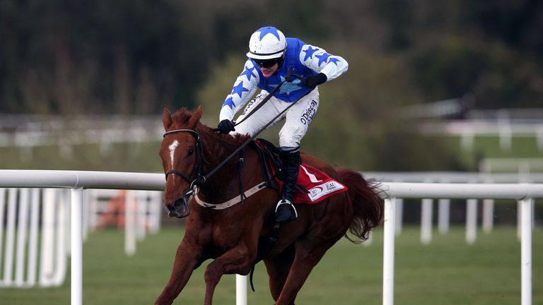 Avant Tout: Will be aimed at the Hennessy