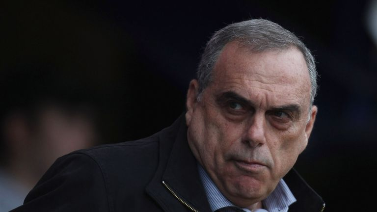 Avram Grant will take part in the March of the Living
