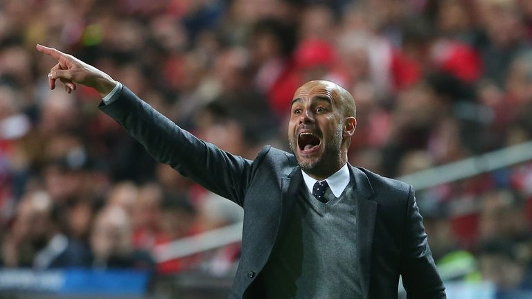 Pep Guardiola has guided Bayern Munich in the Champions League semi-finals