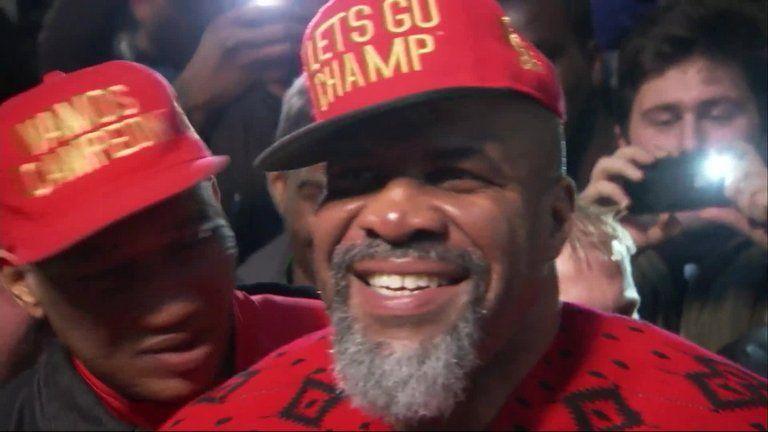 Boxing: Shannon Briggs