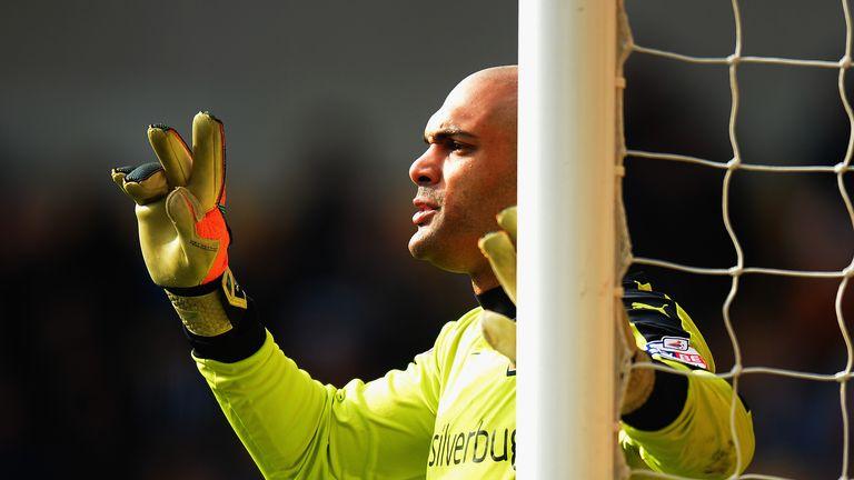 Carl Ikeme: Held Ipswich at bay