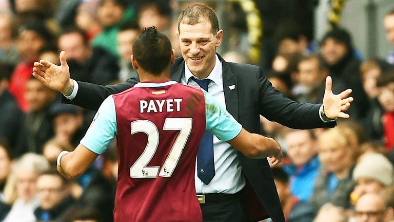 Slaven Bilic struggled to improve West Ham's form following Dimitri Payet's exit