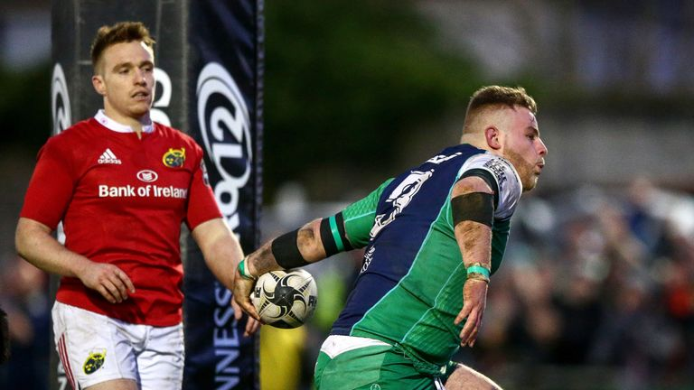 Connacht claimed a bonus-point win over Munster in their last outing