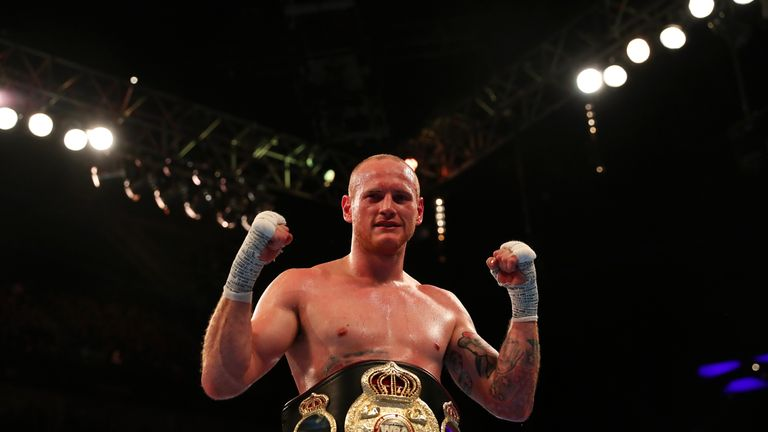 Groves thinks he is an even better fighter now he is working with Shane McGuigan