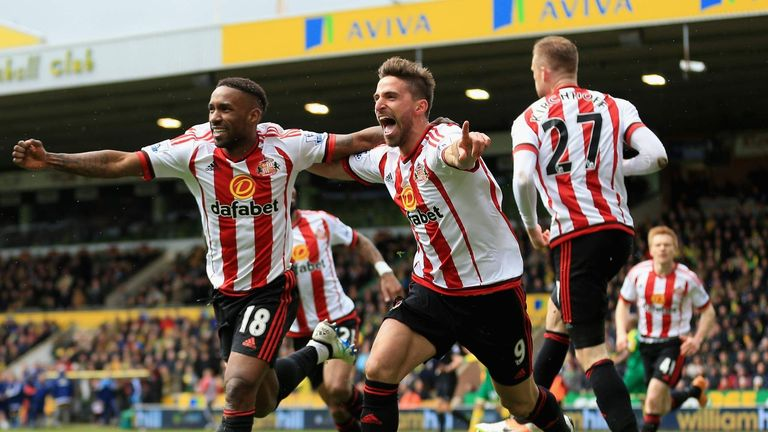 Sunderland won at relegation rivals Norwich to boost their survival hopes