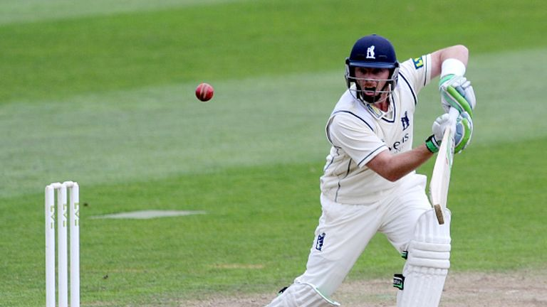Ian Bell scored 174 for Warwickshire which could possibly force him back into England contention