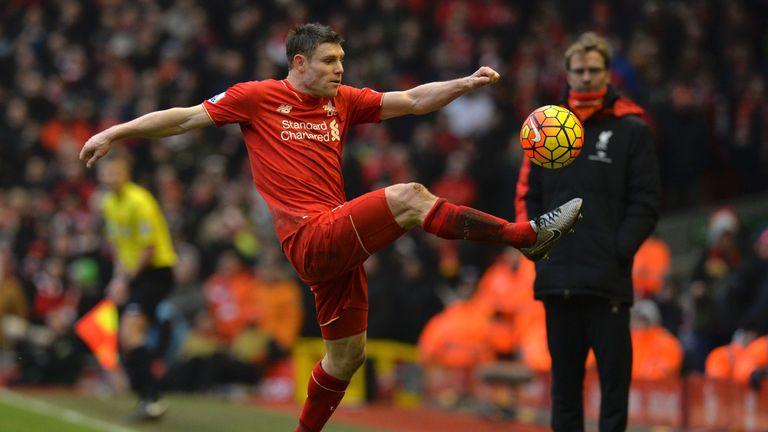 James Milner is targeting success at Liverpool under Jurgen Klopp