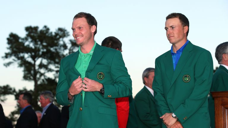 Was Danny Willett's Masters win a surprise? He was world No 12 at the time!