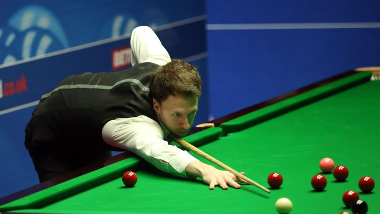 Judd Trump is the reigning world champion