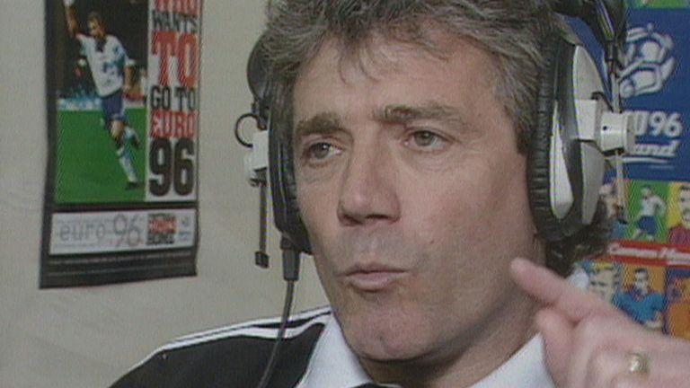 Kevin Keegan's 'I will love it' rant still memorable 20 years on   Football  News   Sky Sports