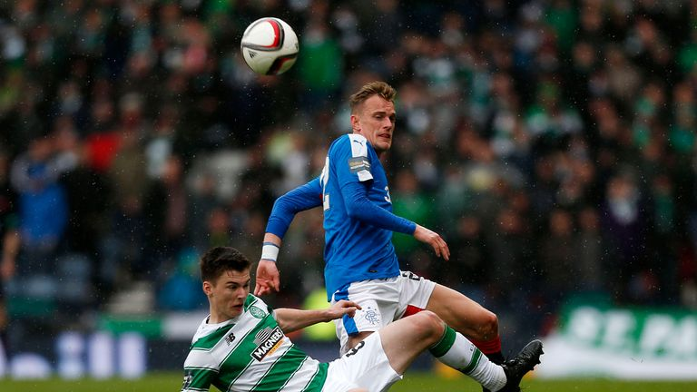 Dean Shiels the latest player to leave Ibrox this summer