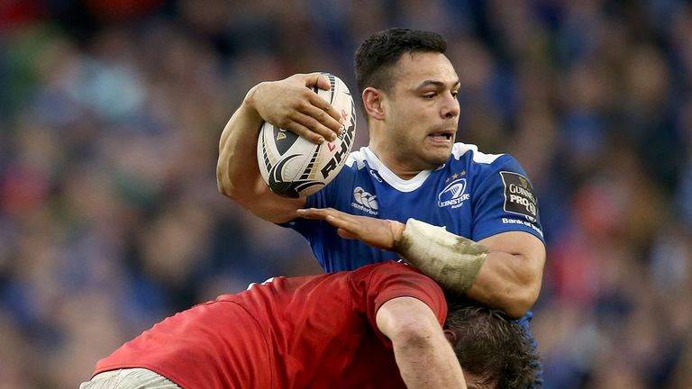 Leinster's Ben Te'o could have a big part to play