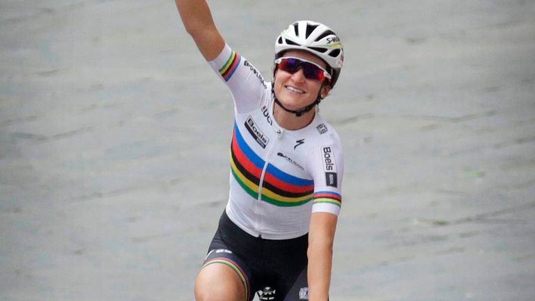 dcc9a5232 Mark Cavendish and Lizzie Deignan in strong GB team for Road World ...