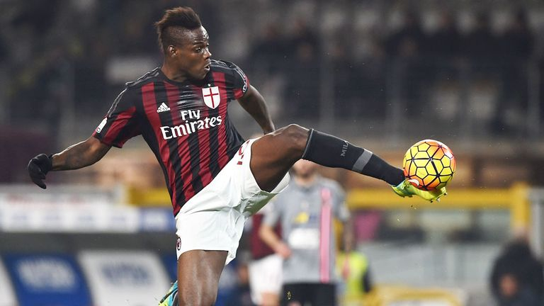 Mario Balotelli could return to Liverpool as he has struggled at AC Milan