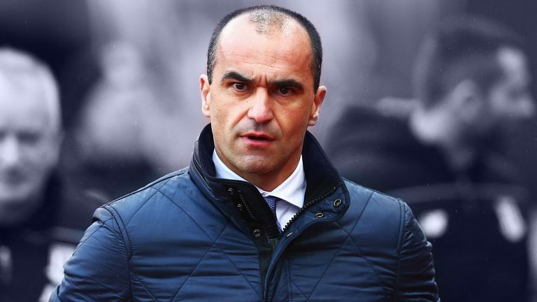 Martinez stayed true to his methods but results did not come for Everton
