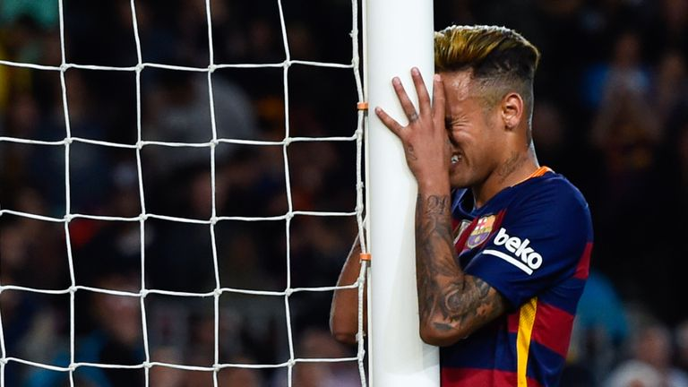 In his weekly column, Guillem Balague explains why Neymar is not fully responsible for Barcelona's three-game league losing streak.