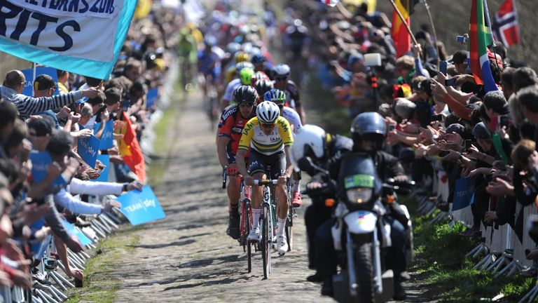 Paris-Roubaix is one of the most iconic and challenging races in cycling