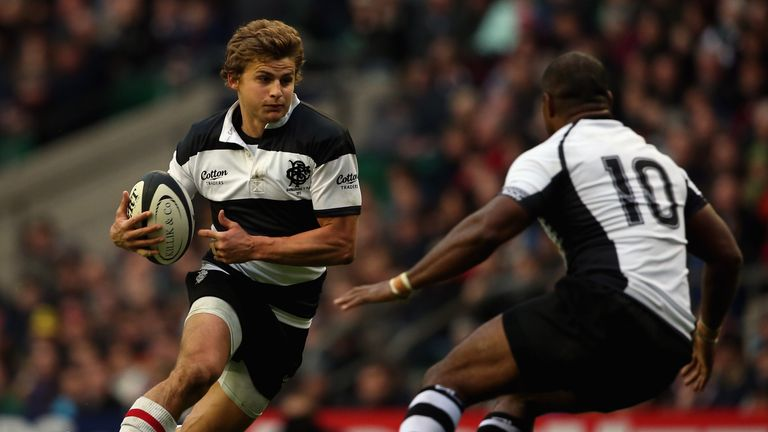 Head knocks force Pat Lambie to retire
