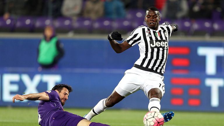 'Nothing is decided' about Pogba move