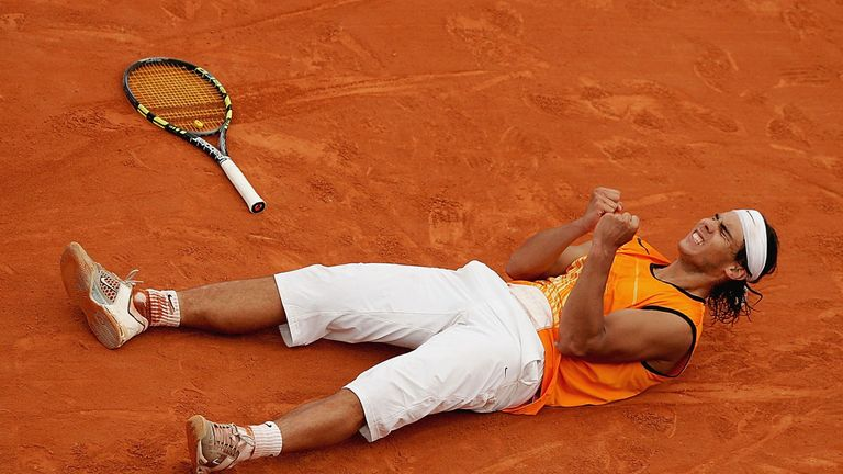 Rafael Nadal has tasted success in Monte Carlo