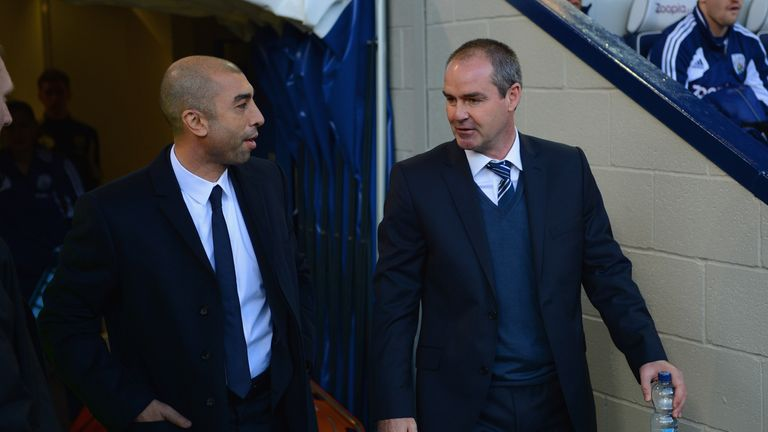 Roberto Di Matteo and Steve Clarke joins Ben and Kammy on Goals on Sunday