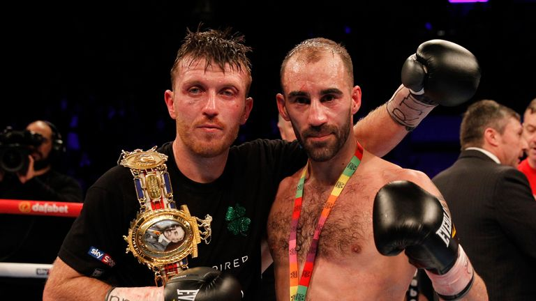 Sean Dodd fought Scotty Cardle twice for the British lightweight title