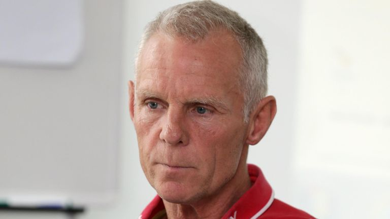 Shane Sutton resigned following accusations of sexism and bullying