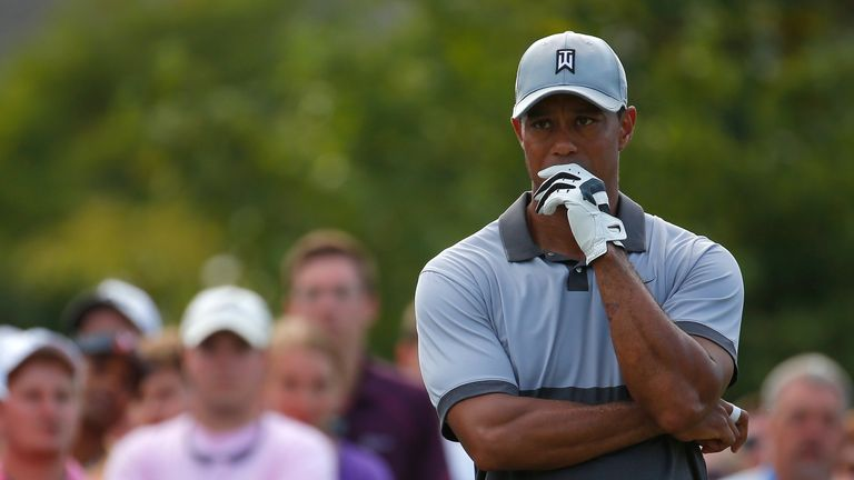 Tiger Woods is facing a frustrating wait for full fitness
