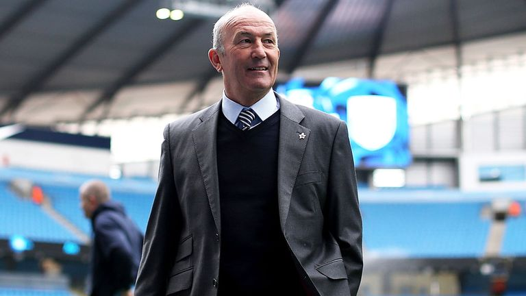 West Brom manager Tony Pulis is looking to strengthen his attacking options this summer